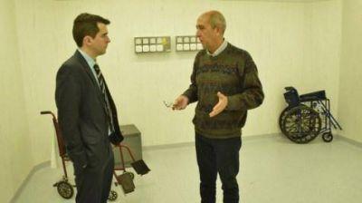El Subsecretario de Protecci�n de Derechos Humanos de la Provincia visit� Luj�n