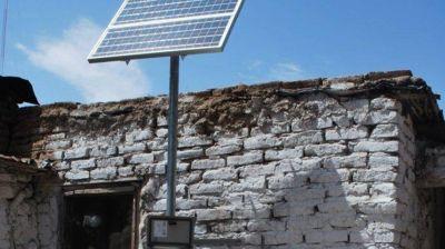Buscan abastecer con energ�a renovable a 100 viviendas rurales