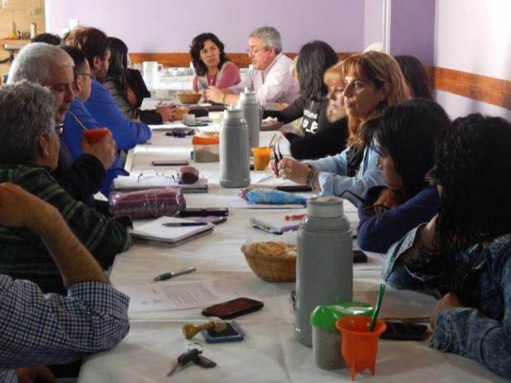 IOMA y gremios: se creó el Consejo Consultivo Regional
