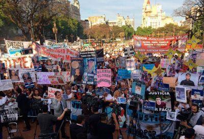 Abuchearon a las Madres de Plaza de Mayo en la marcha #ParaQueNoTePase