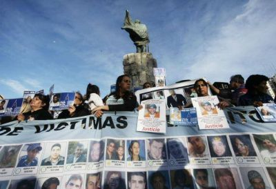 El reclamo por justicia y seguridad se replicó en varias ciudades