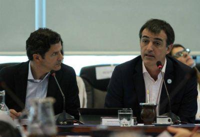Bullrich present� el presupuesto 2017 en la comisi�n de Diputados