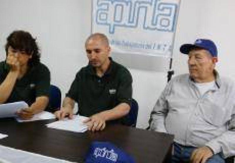 Trabajadores de Inta reclaman contra recorte presupuestario