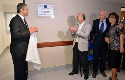 Comenz� a funcionar el Centro Ambulatorio del Hospital O�ativia