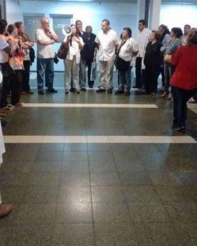 El Siprosa desacreditó la protesta de los médicos