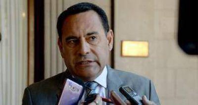 Amado afirmó que el caso de Viroche se sigue investigando