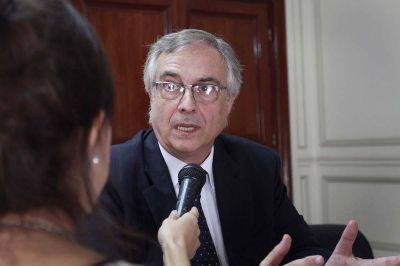 Vigliocco habló sobre los cambios en el Centro de Salud