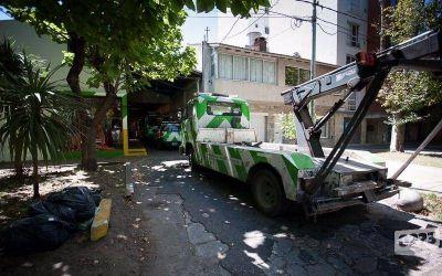Secuestran 20 vehículos por día en Mar del Plata
