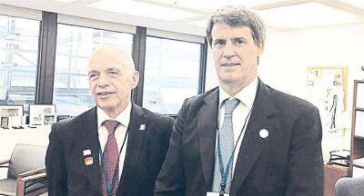Blanqueo II: Argentina acelera acuerdos con Chile y Suiza