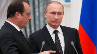 Crisis entre Moscú y París: Putin cancela su visita a Francia