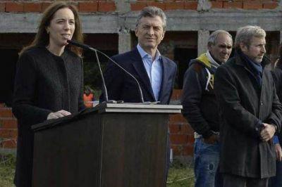 Macri y Vidal encabezan acto de soterramiento del Tren Sarmiento