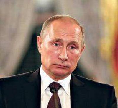 Putin y Hollande se pelean por Siria