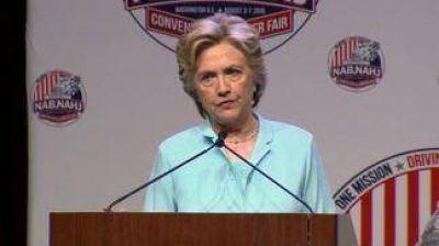 Wikileaks desnuda otra vez la campa�a de Hillary, que denuncia espionaje