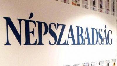 Preocupación tras el cierre del principal diario opositor húngaro