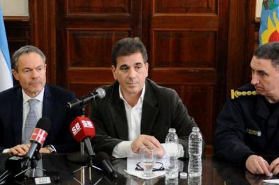Anuncian reestructuración en el Ministerio de Seguridad bonaerense