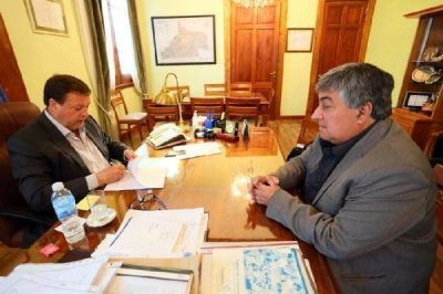 Municipios firmaron acuerdo para reintegro de fondos coparticipables
