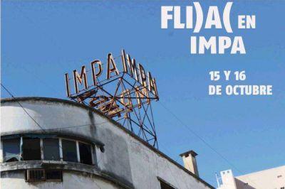 Feria del Libro Independiente este sábado en la fábrica recuperada Impa