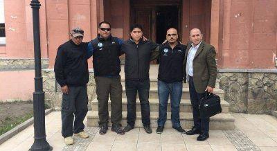 Llugdar impulsa la conformación de una CGT unificada en Santa Cruz