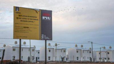 Con nuevas viviendas, se reactivará la construcción