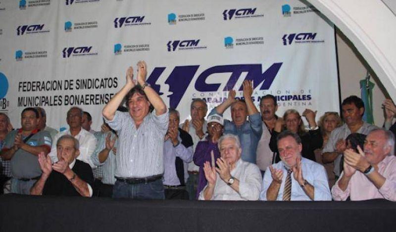 La Confederación de Municipales impulsa un paro nacional