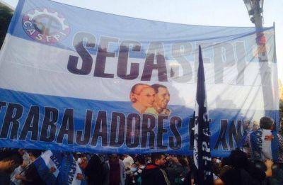 SECASFPI denuncia la persecuci�n sindical e incumplimiento laboral