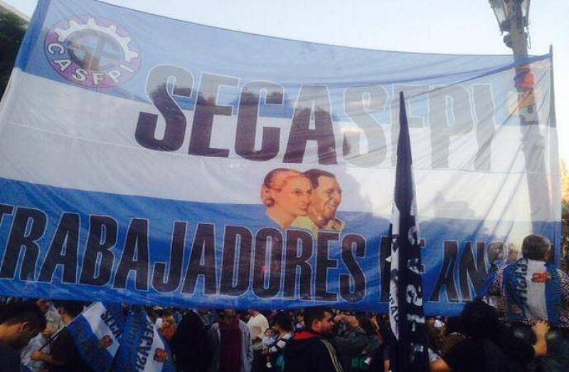 SECASFPI denuncia la persecución sindical e incumplimiento laboral
