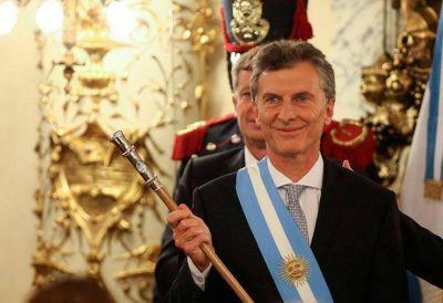 Mauricio Macri piensa en 2019:
