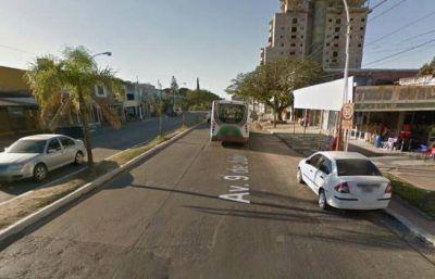 Se inicia la repavimentación de la avenida 9 de Julio