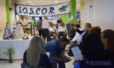 Conflicto en Ioscor: personal podría sellar hoy un acuerdo