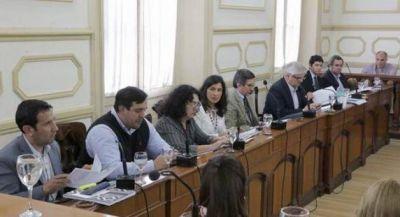 La boleta electrónica copa agenda del Concejo