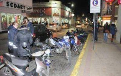 Tandil: Paro de inspectores de tránsito