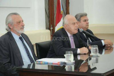 El gobierno provincial fortalece el Poder Judicial