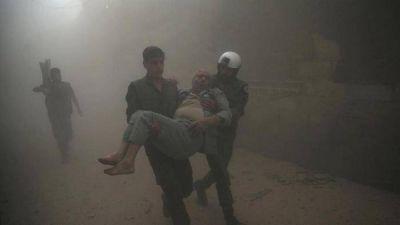 El llamado del Papa por Siria: cese el fuego inmediato