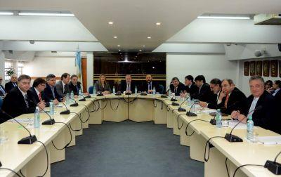 Bordet impulsa junto a otros gobernadores transferencia directa de recursos para las provincias