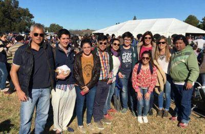 Cambiemos visitó Orense y Copetonas durante el fin de semana