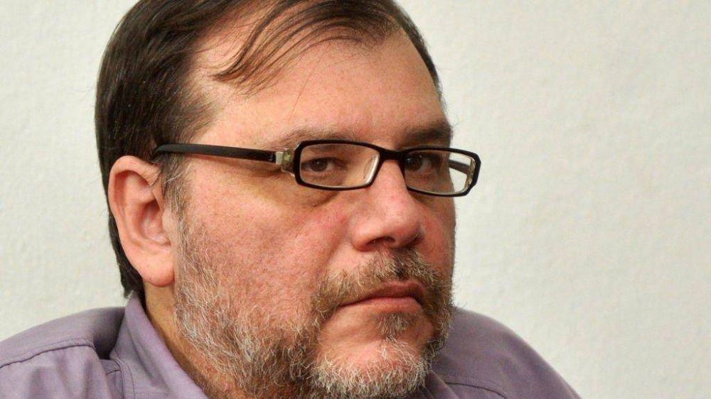 Tras su separación de SUTEBA, los bloques políticos apoyaron a Raúl López