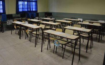 Nueva escuela y fondos para red el�ctrica de 25 de Mayo