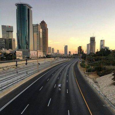 Israel se paralizó en Iom Kipur