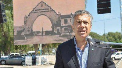 El Arco Desaguadero cumpli� 80 a�os y anunciaron obras para mejorar los servicios