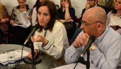 La Auditor�a y la Sindicatura presentaron su presupuesto