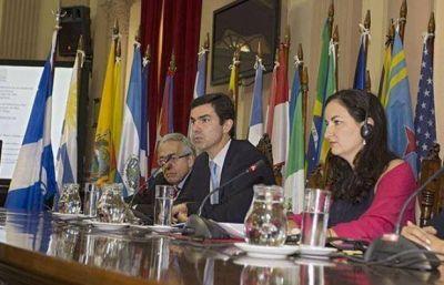 Juan Urtubey explicó el financiamiento de partidos y la Boleta Única Electrónica