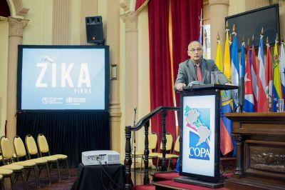 Reunión comisión de Salud: Dengue, Zika, Gripe A y Cáncer en la COPA