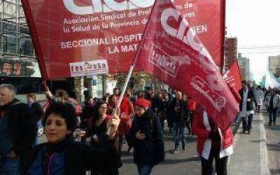 Médicos de Cicop vuelven a negociar con el Gobierno de Vidal