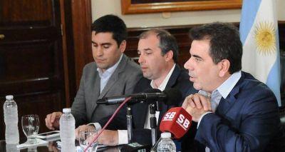 Ritondo oficializó el traspaso de administración policial bonaerense a manos civiles
