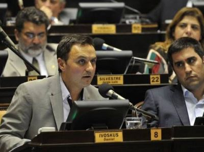 """División de La Matanza: """"La decisión que sí está tomada es la de consultar a la gente"""", afirmó Ivoskus"""