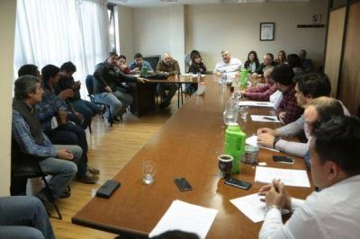 Gremios de la cuenca se reunieron con legisladores