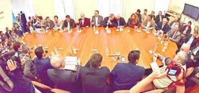 Das Neves reuni� a su gabinete y repas� la actualidad pol�tica y de funcionamiento de gesti�n del Estado