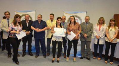 Egresaron nuevos profesionales de la salud formados en la provincia