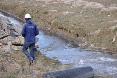Líquidos cloacales se vuelcan sin tratamiento en el río Grande
