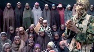 Liberan a 21 de las 200 niñas secuestradas por Boko Haram en 2014